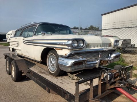 1958 Oldsmobile Fiesta for sale
