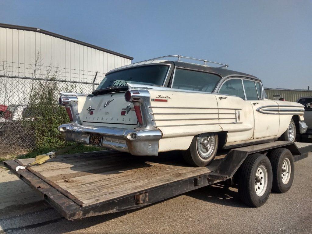 1958 Oldsmobile Fiesta for sale