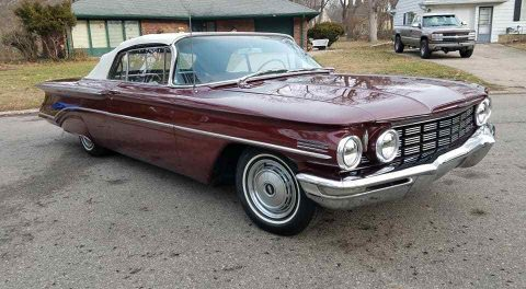 1960 Oldsmobile Super 88 Convertible for sale