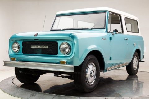 1969 International Scout for sale