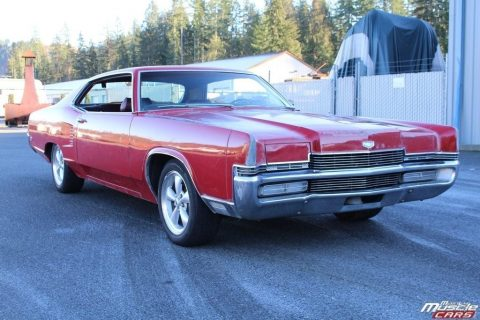 1969 Mercury Marauder for sale