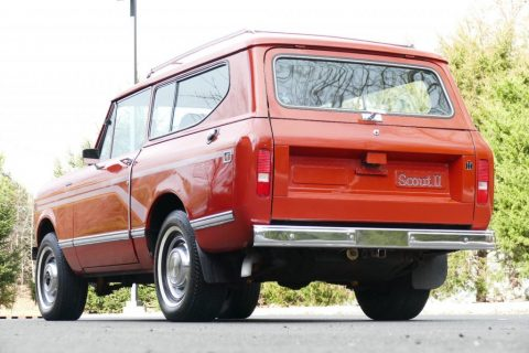 1980 International Harvester Scout II for sale