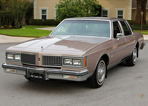 1984 Oldsmobile Eighty-Eight for sale