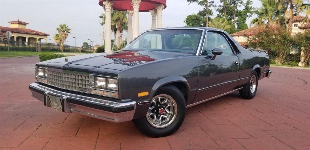 1985 GMC Caballero