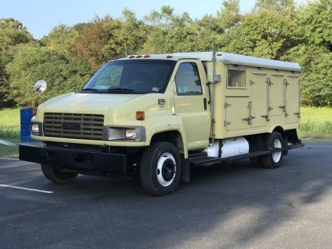2009 GMC C5500 for sale