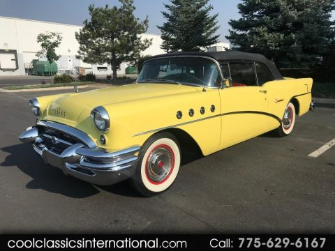 1955 Buick Century Convertible for sale