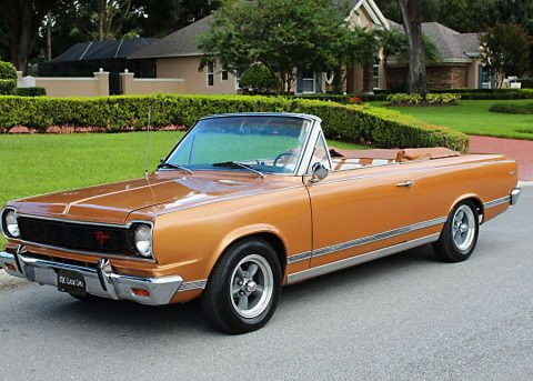 1967 AMC Rogue Convertible for sale