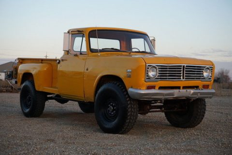 1973 International Harvester 1210 for sale