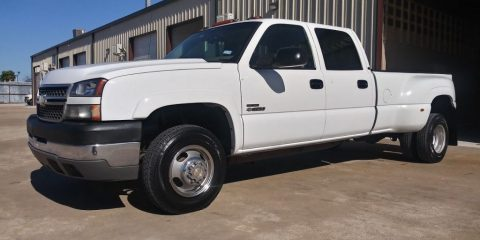 2005 Chevrolet Silverado 3500 LT for sale