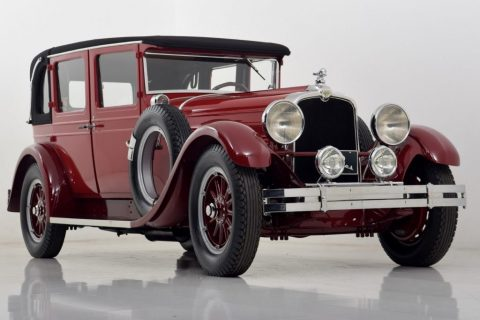 1927 Stutz Vertical Eight Brougham for sale