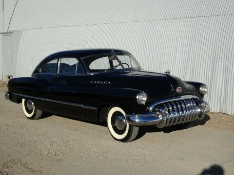 1950 Buick Special Sedanette for sale