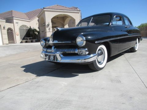 1950 Mercury 4-door Sedan for sale
