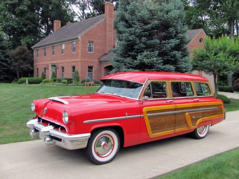 1953 Mercury Monterey for sale