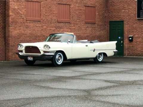 1959 Chrysler 300E Convertible for sale