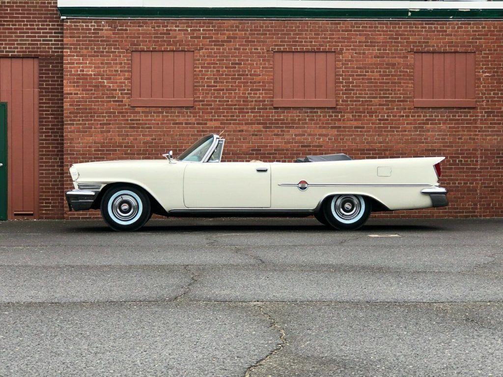1959 Chrysler 300E Convertible