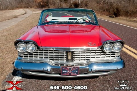 1959 Plymouth Sport Fury Convertible for sale