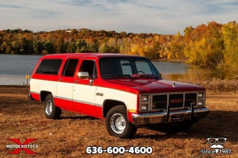 1987 GMC Suburban for sale