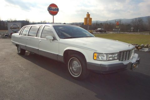 1994 Cadillac Fleetwood Brougham for sale