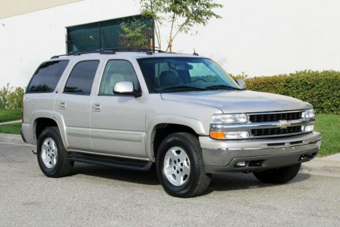 2004 Chevrolet Tahoe for sale