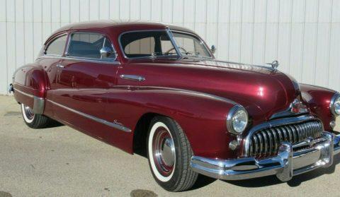1947 Buick Super Sedanette for sale