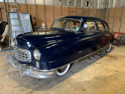 1949 Nash 600 for sale