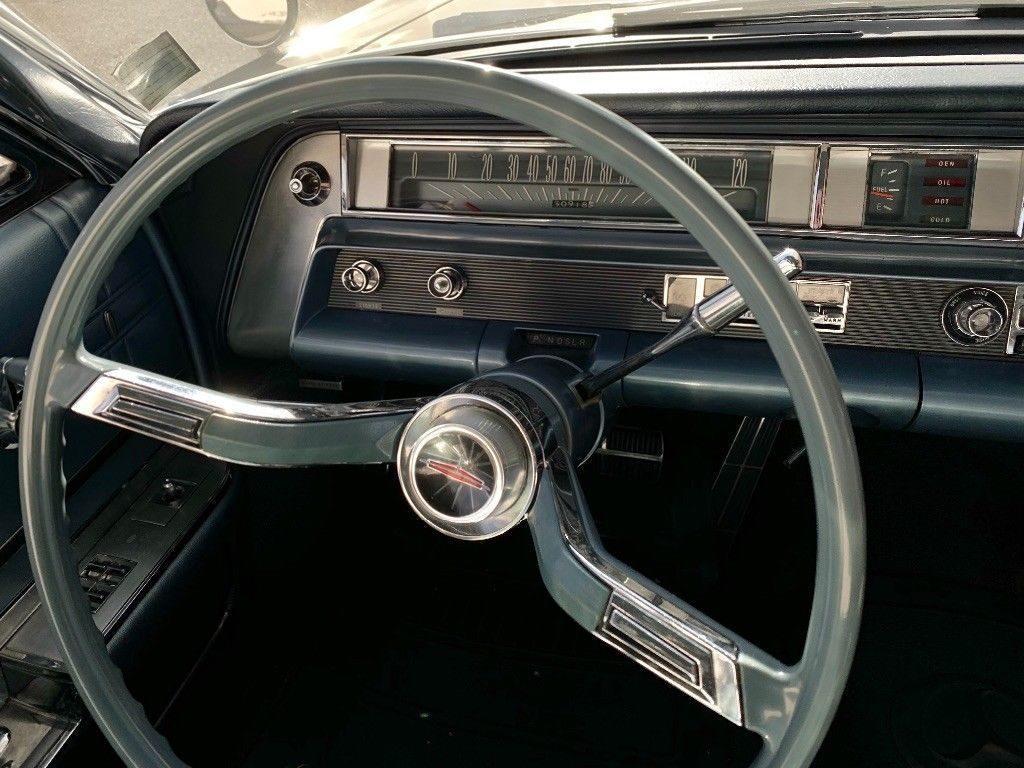 1963 Oldsmobile Ninety-Eight