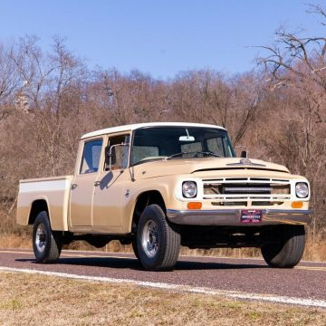 1968 International Harvester Travelette for sale