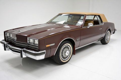 1984 Oldsmobile Toronado for sale