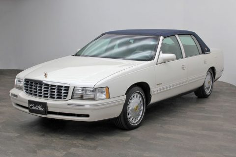 1999 Cadillac DeVille for sale