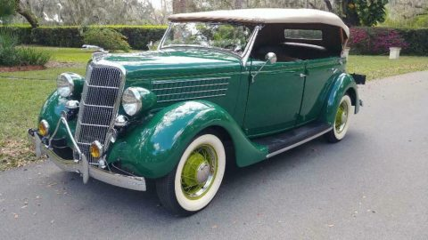 1935 Ford Deluxe Phaeton for sale