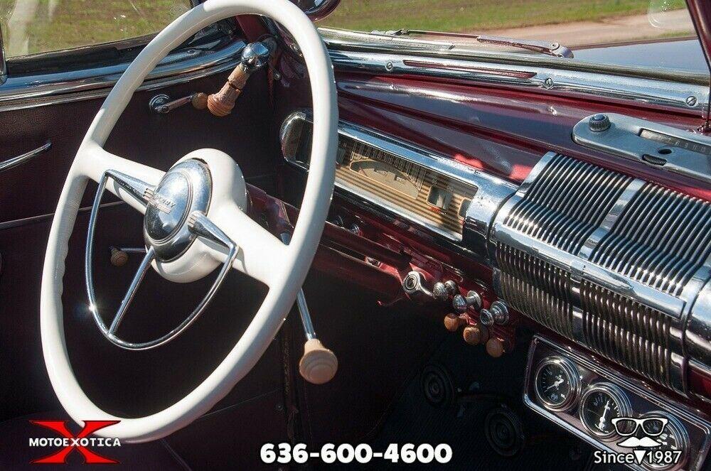 1941 Mercury Eight Convertible