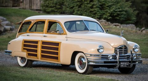 1949 Packard Deluxe for sale