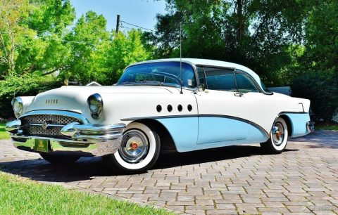 1955 Buick Roadmaster for sale