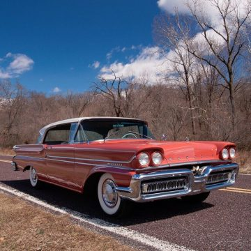 1958 Mercury Monterey for sale