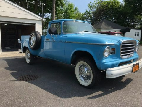 1960 Studebaker Champ for sale