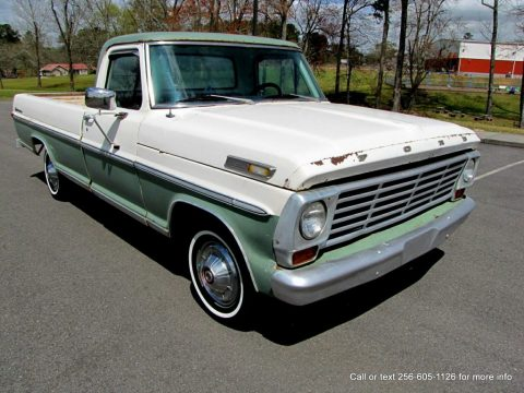 1971 Ford F-100 for sale