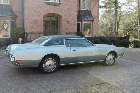 1972 Lincoln Continental Mark IV for sale