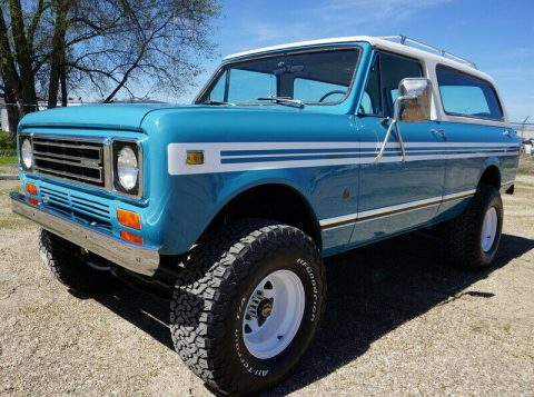 1978 International Harvester Scout Traveler for sale