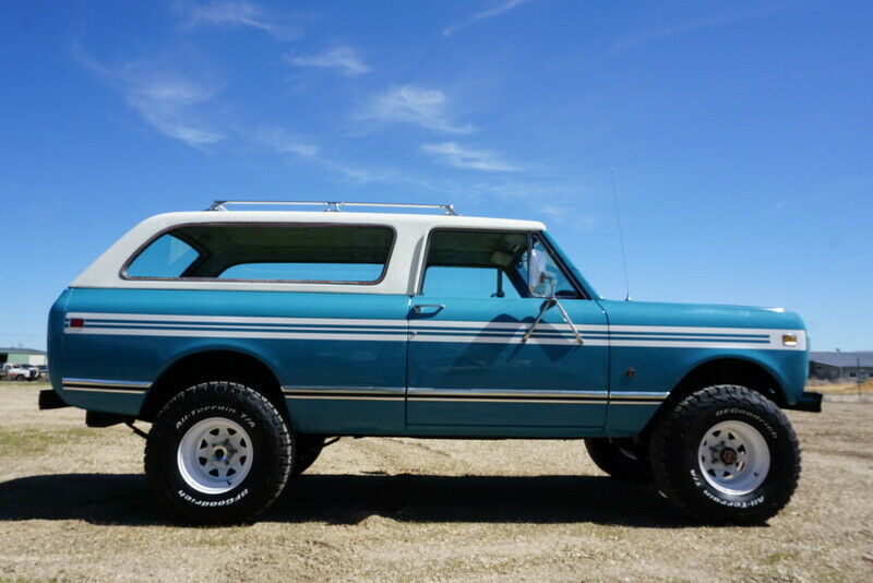1978 International Harvester Scout Traveler