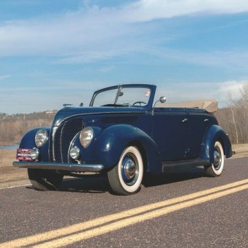 1938 Ford DeLuxe Phaeton for sale