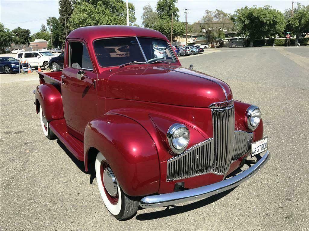 1946 Studebaker M-5