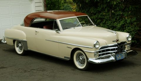 1950 Chrysler Windsor for sale