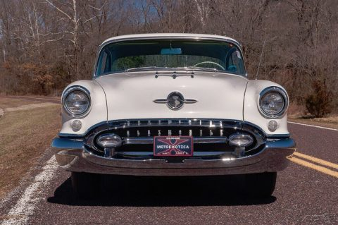 1955 Oldsmobile 98 Holiday Coupe for sale