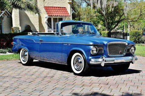 1960 Studebaker Lark Convertible for sale