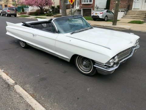 1962 Cadillac DeVille Convertible for sale