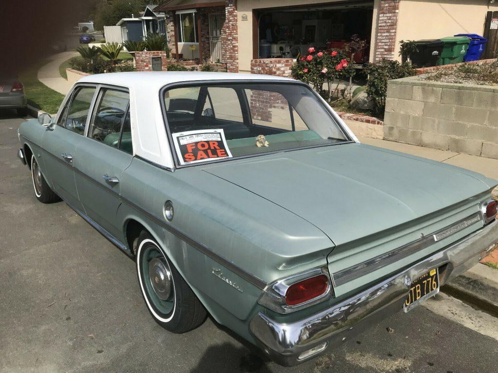 1964 AMC Classic 660