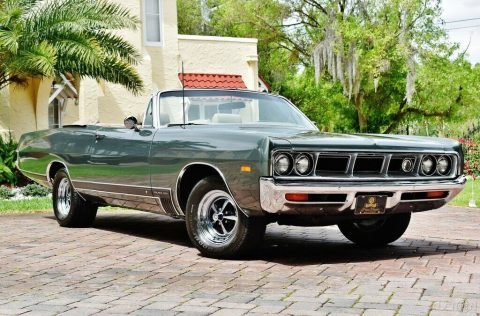 1969 Dodge Polara 500 Convertible for sale