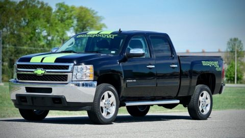 2013 Chevrolet Silverado 2500 for sale