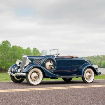 1934 Ford Model 40 Deluxe Roadster for sale