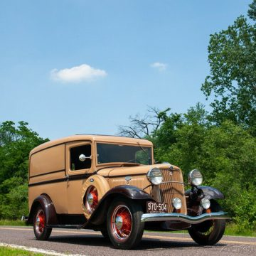 1934 Ford Panel Truck for sale
